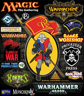 Sponsored by The Battle Standard Tabletop Game & Hobby