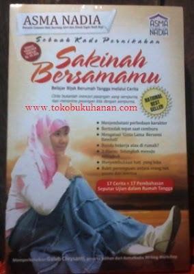 Buku : Sakinah Bersamamu – Asma Nadia