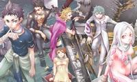 Another Deadman Wonderland, Kurokawa, Deadman Wonderland, Manga, Actu Manga, Jinsei Kataoka, Kazuma Kôdô, Moto Mizuno
