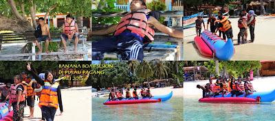 pulau pagang pt pesona jejak wisata