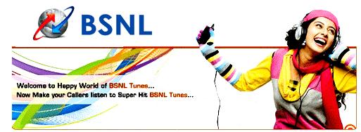 BSNL Caller Tunes Activation Deactivation Codes Process