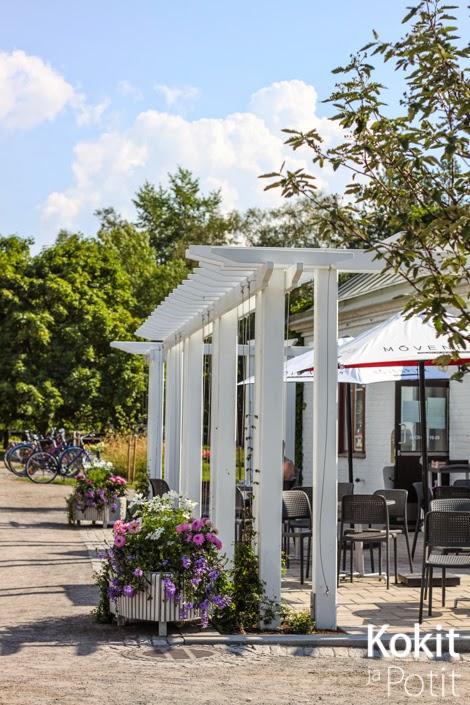 Oulun kesäkahvilat ja rennot ravintolat