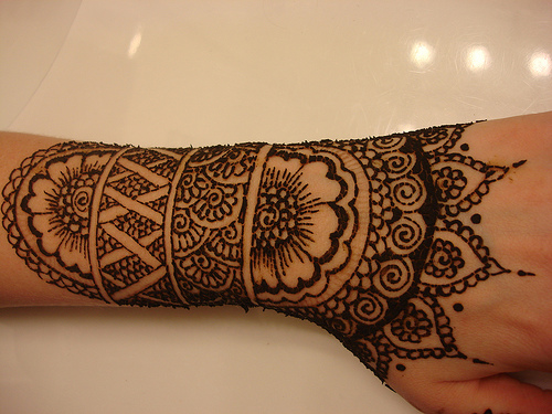 A To Z Mehndi Designs : Arabic mehndi design for hand  all info a to z