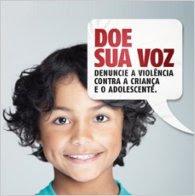 Campanha Doe sua voz