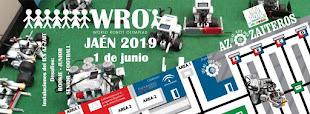 ORGANIZADORES DE LA WRO JAÉN 2019