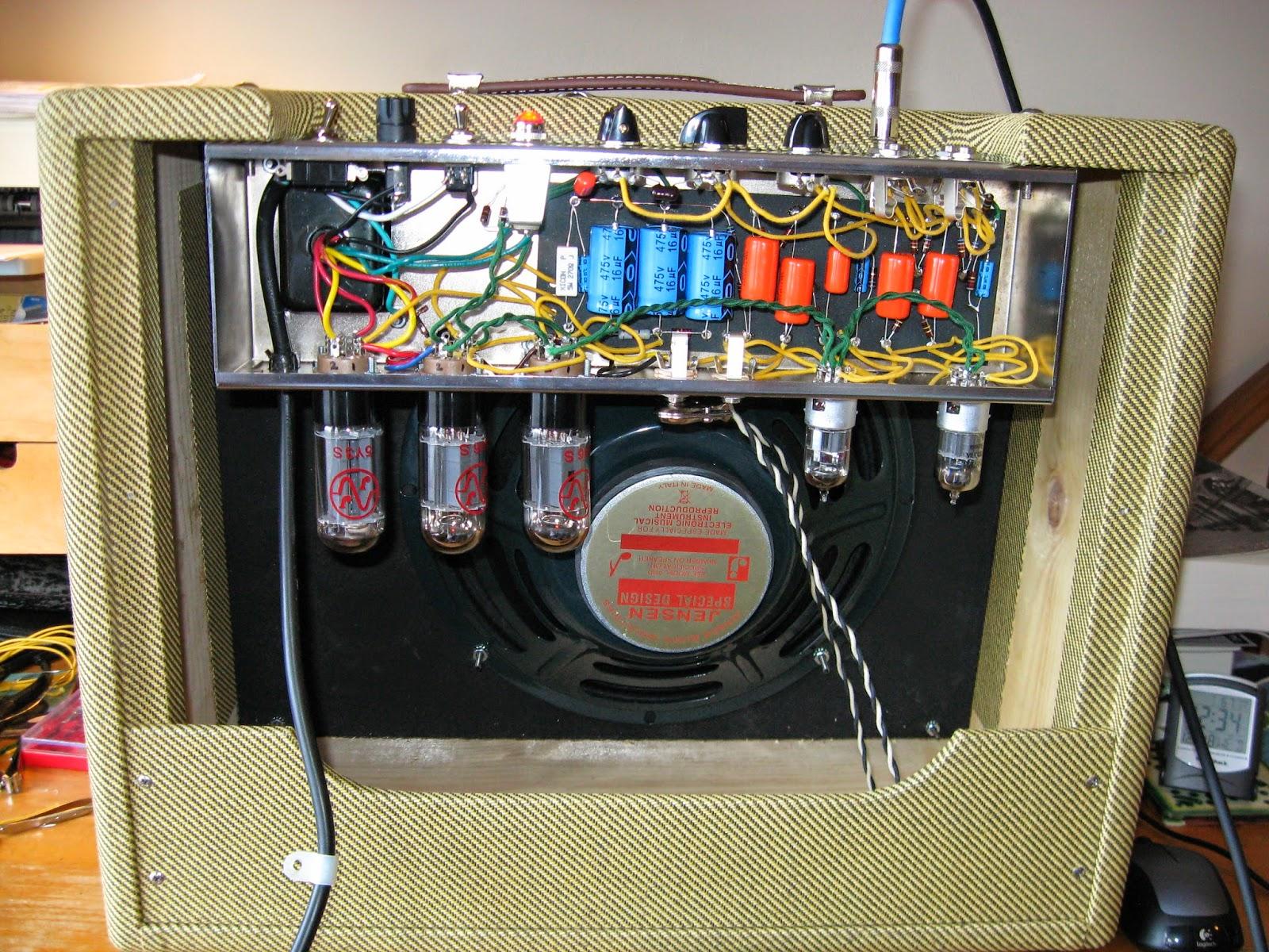 Mojotone 5E3 Deluxe Kit