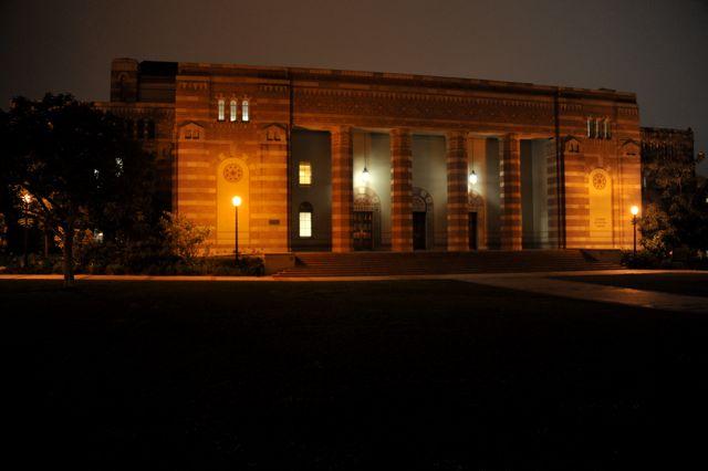 ucla campus at night - photo #16