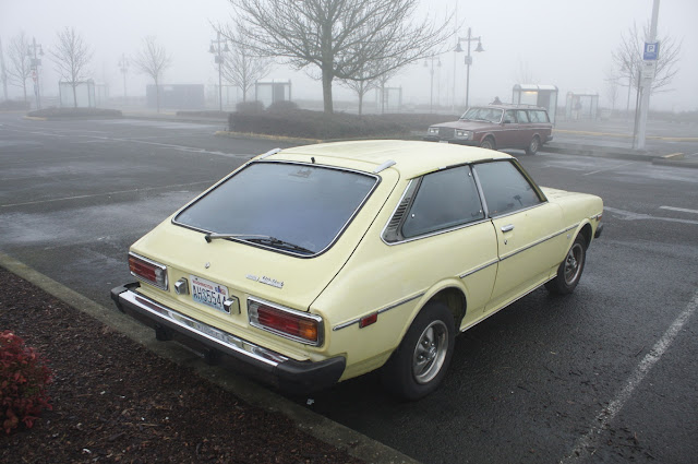 1978 Toyota Corolla Liftback.