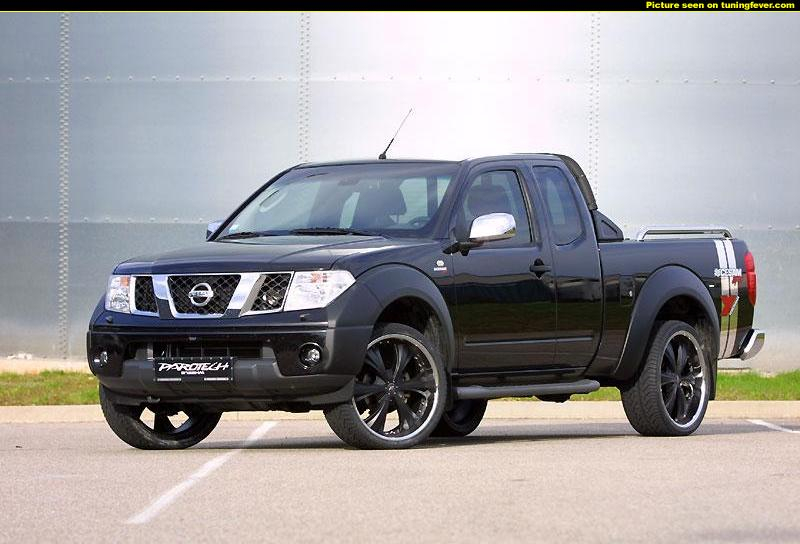 Nissan navara autosmr