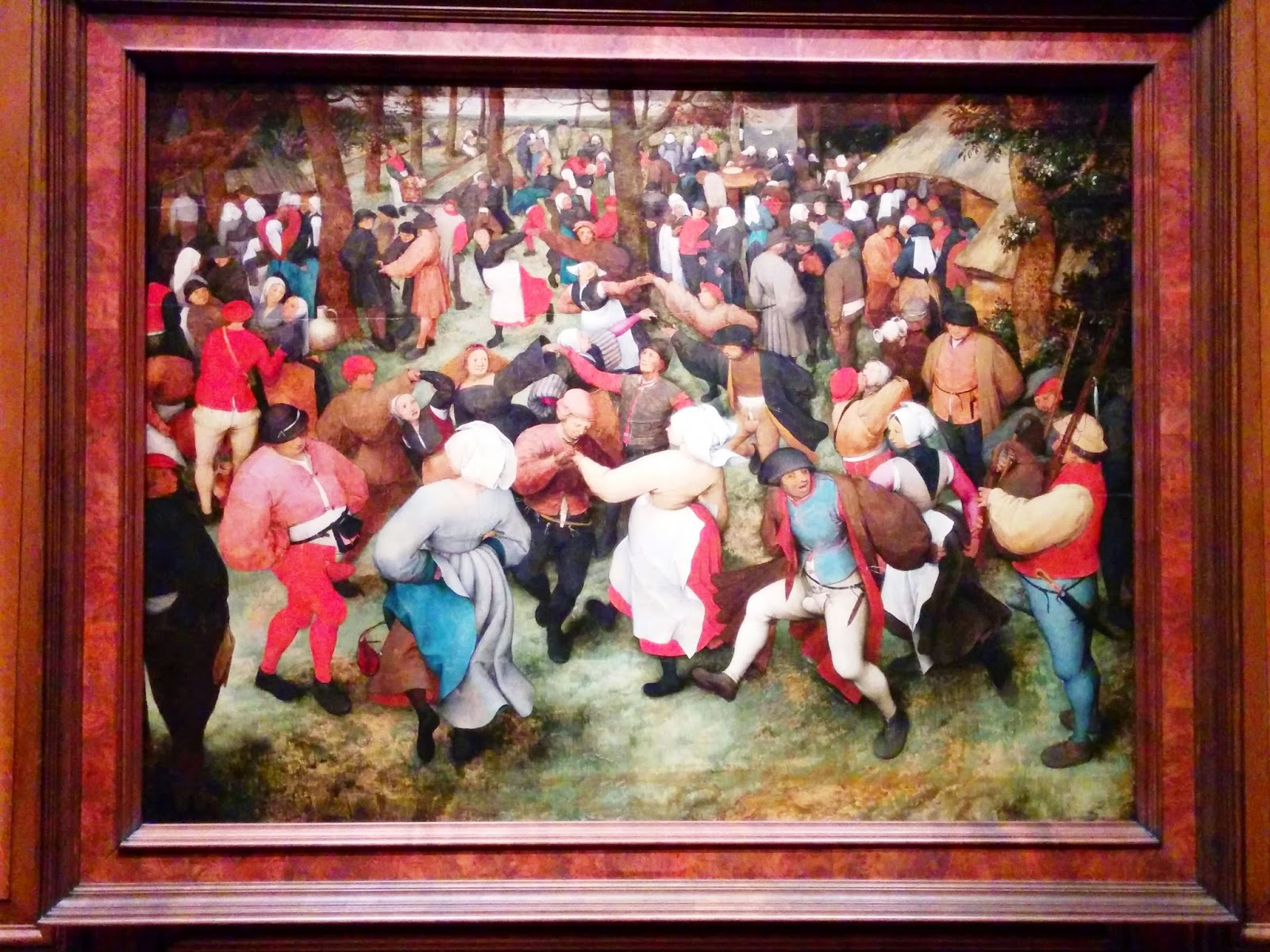Pieter Bruegel The Wedding Dance