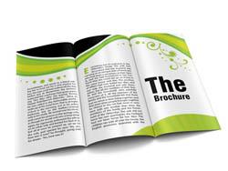 brosur bahasa inggris