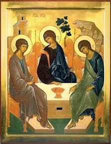 Ícone da Santíssima Trindade
