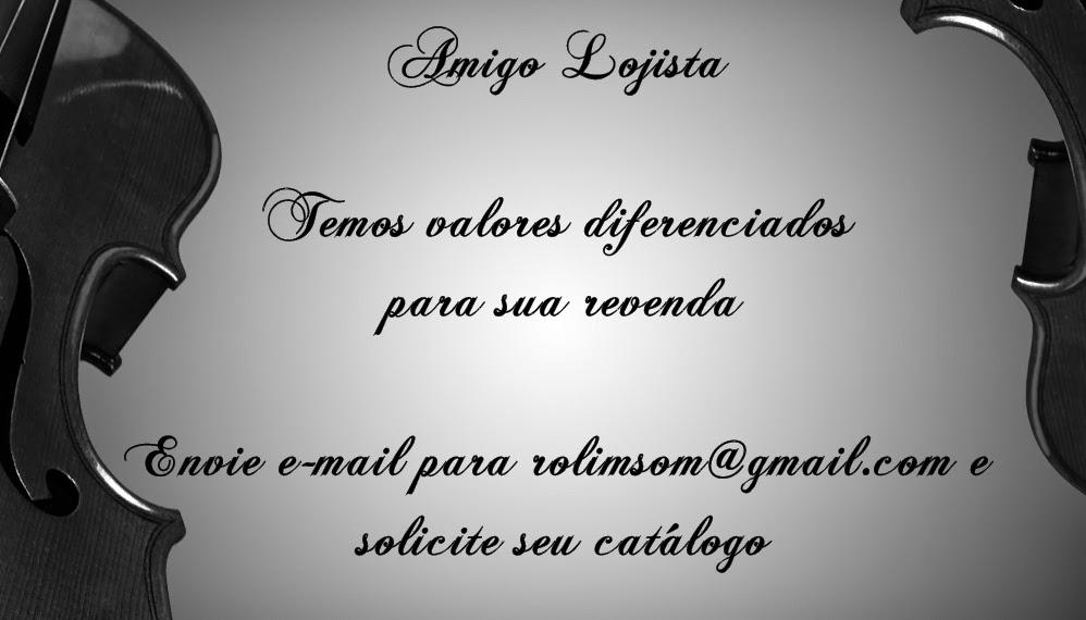 ♪ Amigo Lojista ♫