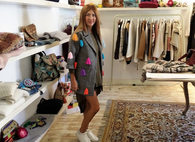 Isadora Comillas, Shopping Day, Style, Parkas, Coats, Manoush, Fashion, Blog Moda, Carmen Hummer, Cantabria Moda