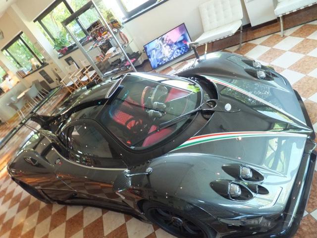 auto 2013 Pagani Zonda 764 Passione