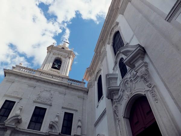 Lisbonne Lisboa belvédère mirador da graça église