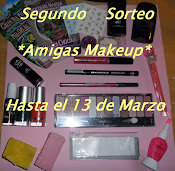 Sorteo amigas make up