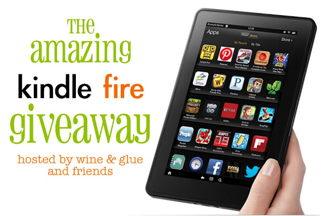 The Amazing Kindle Fire Giveaway/ {I Love} My Disorganized Life #kindlefire #amazon #giftcard