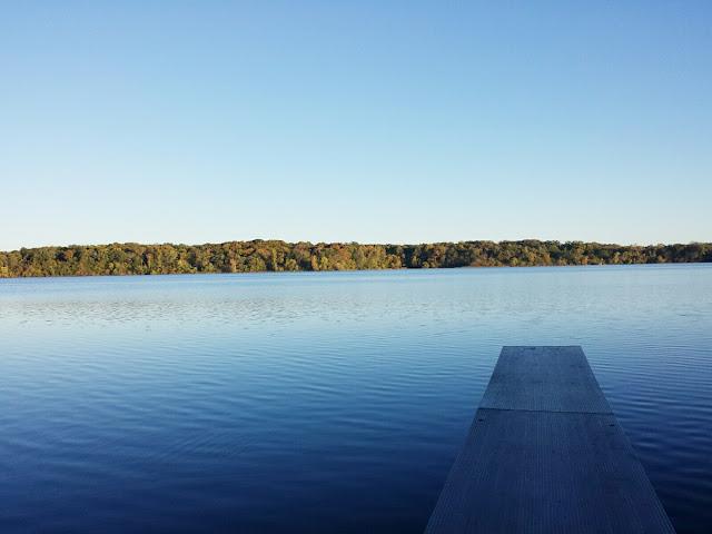Lake Ann - Early Morning Run