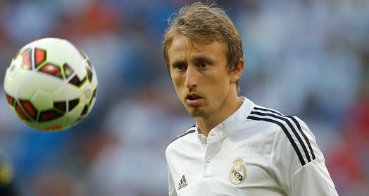 Chelsea and Manchester United to fight for Luka Modric