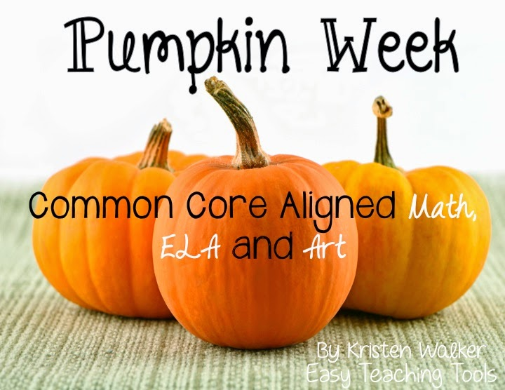 http://www.teacherspayteachers.com/Product/Pumpkin-Week-Common-Core-Math-ELA-and-Art-932217