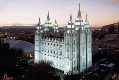 salt lake temple images