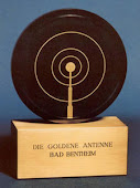 """The Golden Antenna of the town of Bad Bentheim 2011"
