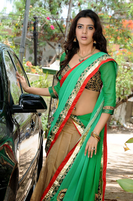 samantha saree from dookudu movie, samantha actress pics