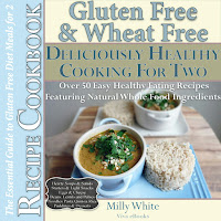 Deliciously Healthy Cooking For Two Recipe Cookbook