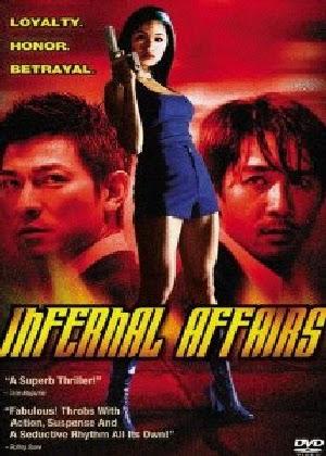 Phim Vô Gian Đạo 1 - Infernal Affairs 1
