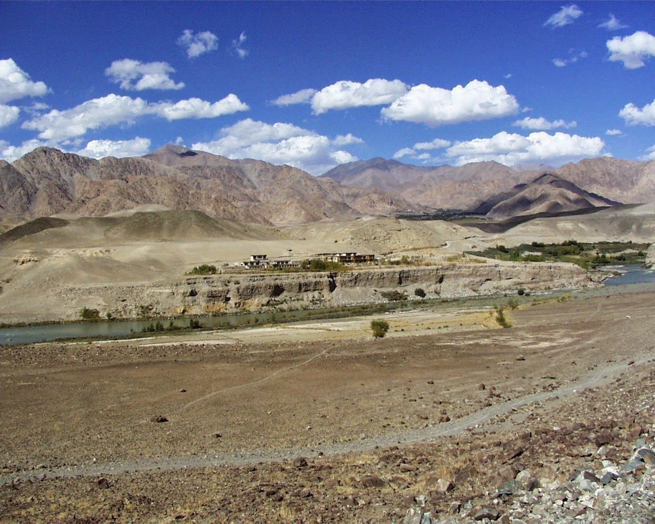 Ladakh is beset with drinking water problems