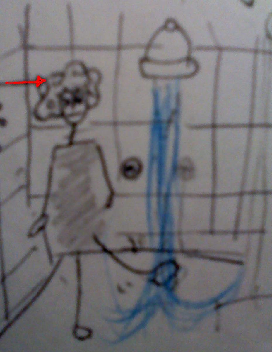 Una otaku m s un modo de pensar igual menos mayo 2012 for Perilla para ducha
