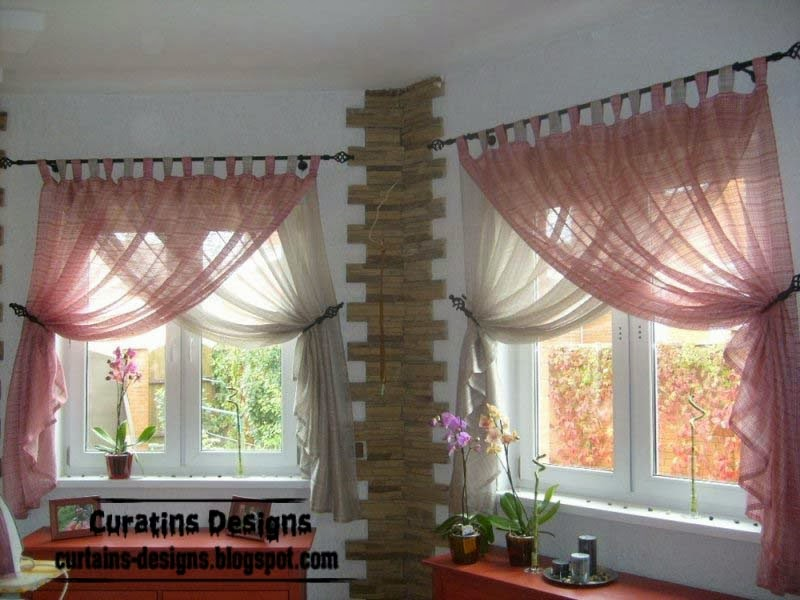 Stylish Sheer Curtain Designs Ideas In Beautiful Colors