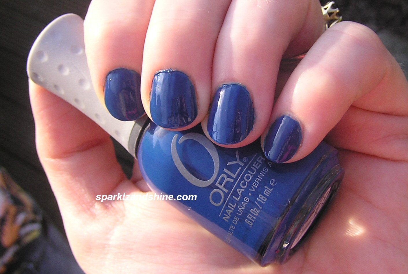 Orly Nail Polish in Shockwave - Electronica Collection