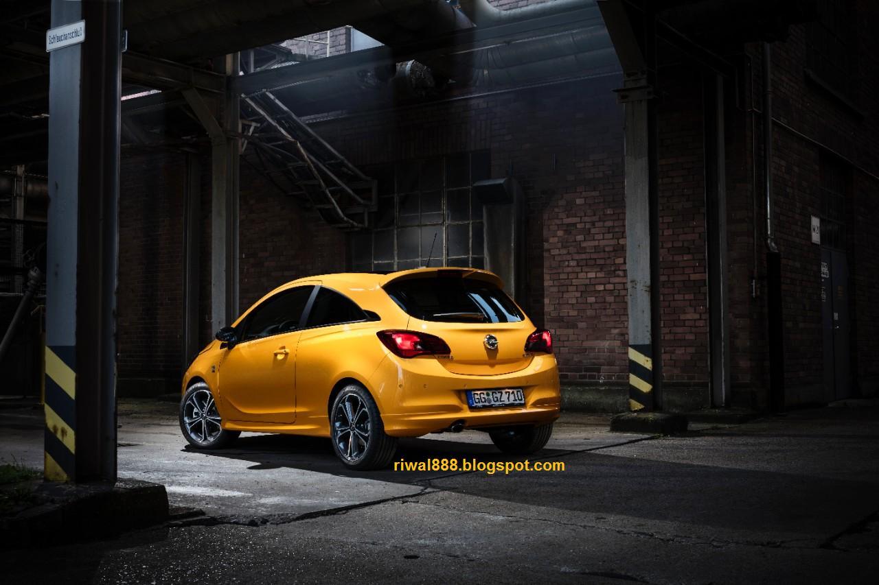 Riwal888 - Blog: !NEW! Opel Corsa: Fresh look and ...