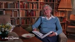 Прямое оправдание зверств фашизма на государственном ТВ Германии (видео)