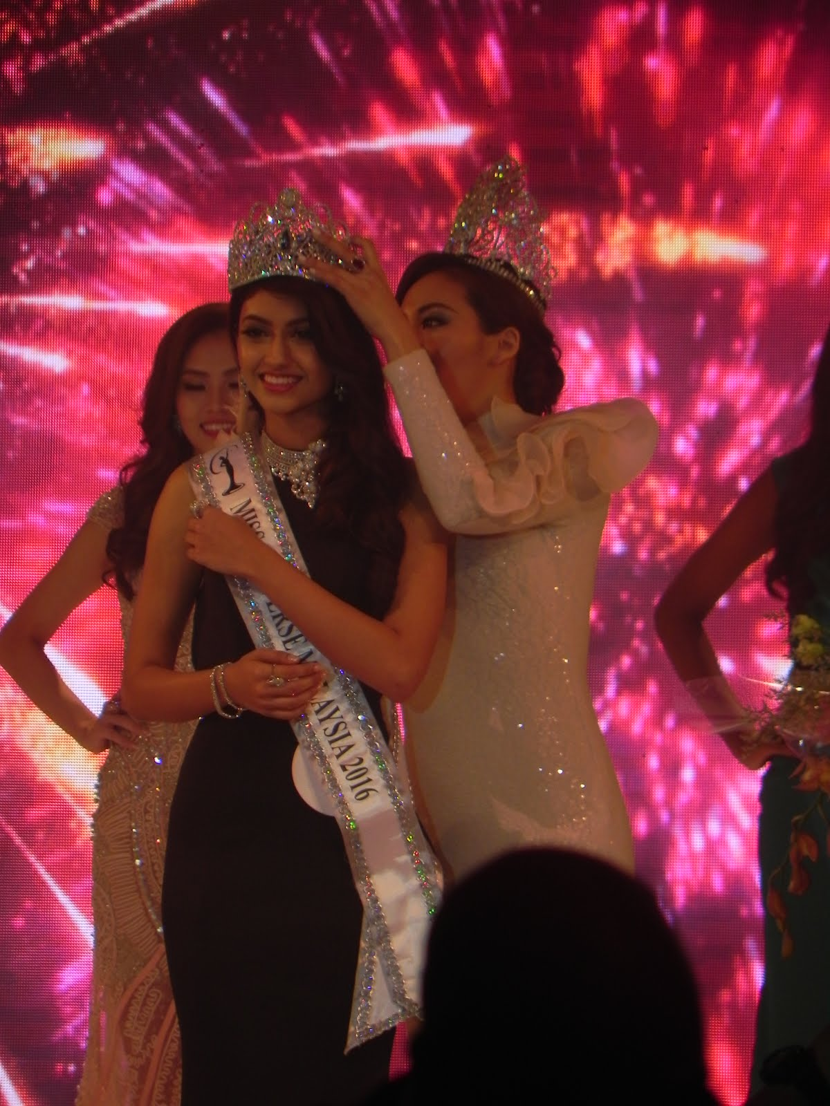 KIRAN JASSAL. THE MISS UNIVERSE MALAYSIA 2016 WINNER.