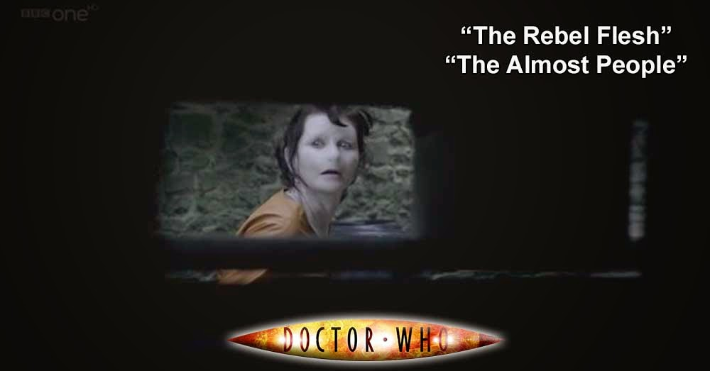 Doctor Who 217: The Rebel Flesh