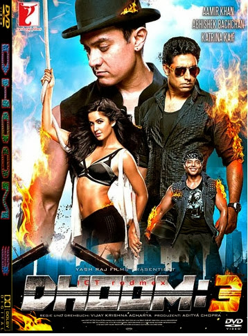 Dhoom 3 2013 DVDScr 700mb Download Watch Online