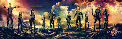 Victors Banner The Hunger Games Catching Fire