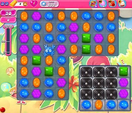 Candy Crush Saga 632