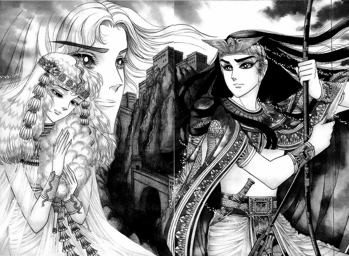 Nữ Hoàng Ai Cập-Ouke no Monshou chap 50 Trang 10 - Mangak.info