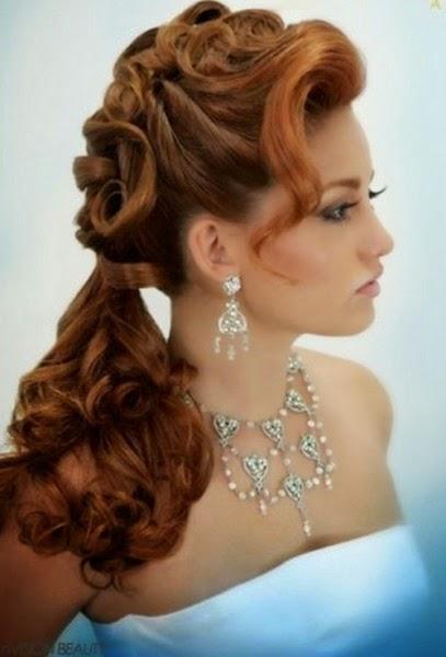 Gaya Rambut Cantik