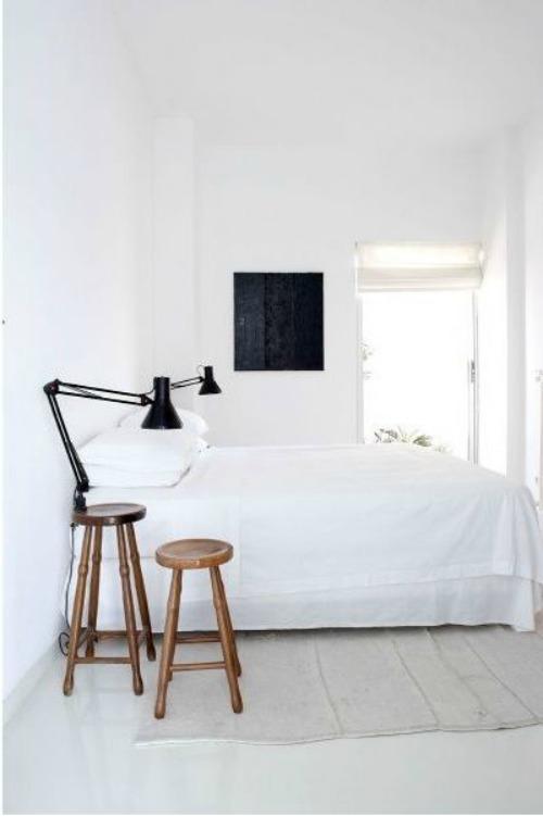 House of silver: inspiration til soveværelse