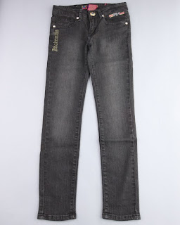 Girls Oak Flap Pocket Core Jeans