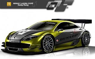 """Renault Laguna Coupé """"Dunlop Racing"""" by Gaudi"""