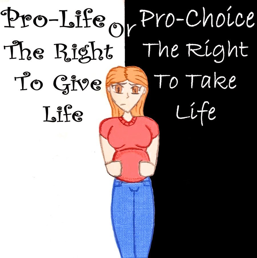 pro life and pro choice perspective