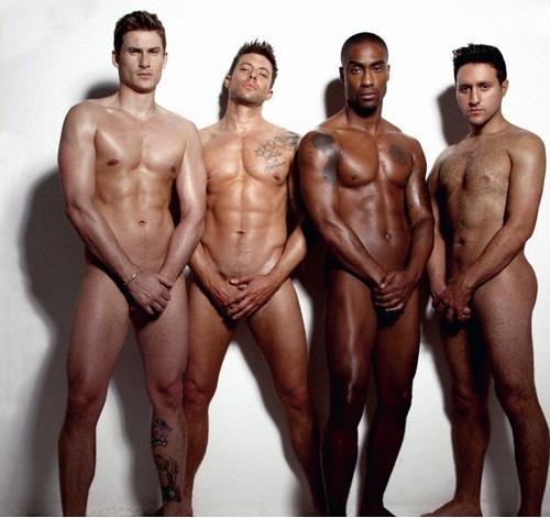 голые члены: