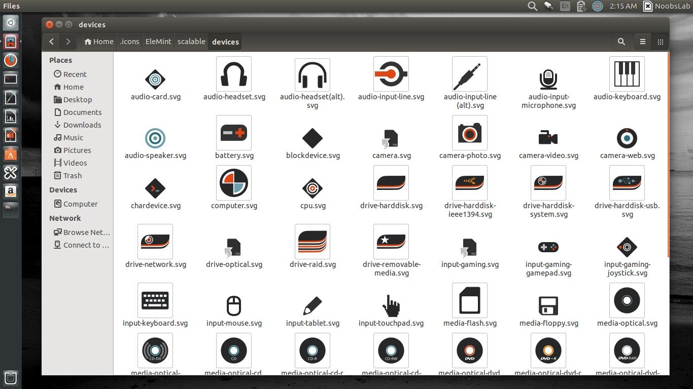 elemint icons