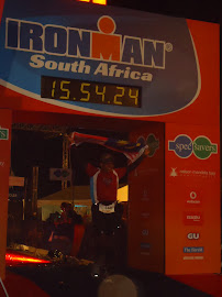 Ironman South Africa Report